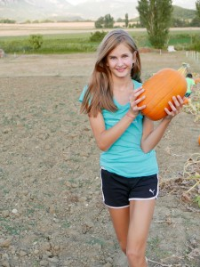 Picking Pumkins