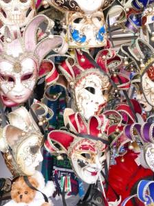 Carnivale Masks